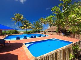 Pousada Barra Velha, hotel near Peroba Beach, Maragogi