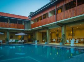 Sea Horse Hotel & Spa, hotel in Negombo