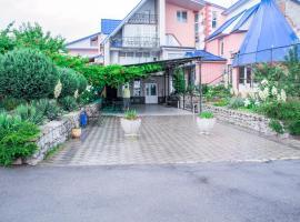 Пані Анна, готель у місті Кам'янець-Подільский