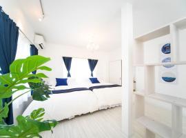 Awaji Seaside Resort in Iwaya 3000, villa in Awaji