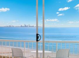 Meridian Tower Kirra Beach, hotel in Gold Coast