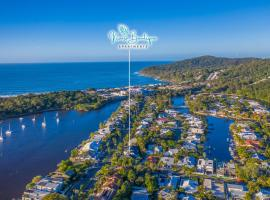 Noosa Boutique Apartments, hotel near Noosa Spit Recreation Reserve, Noosa Heads