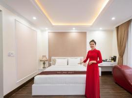 Blue Star Hotel, hotel en Ha Long