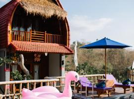 Sentulan Garden, vacation rental in Nusa Penida
