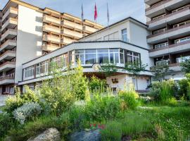 Sunstar Hotel & SPA Davos, hotel in Davos
