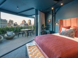 Cartel House Hotel on Loop, hotel near CTICC, Cape Town