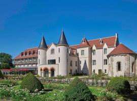 Château Saint Jean Hôtel & Spa, hôtel à Montluçon