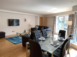 Tolbooth Apartments by Principal Apartments, apartment in Glasgow