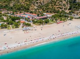 Belcekum Beach Hotel, отель в Олюденизе