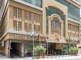Crystal Plaza Hotel, hotel near Sharjah International Airport - SHJ, Sharjah