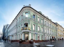 La Maison Residence, hotel in Moscow