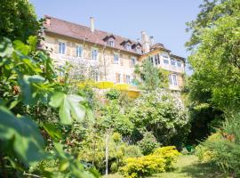 Hôtel de la Béroche, hotel near Creux du Van, Saint Aubin Sauges