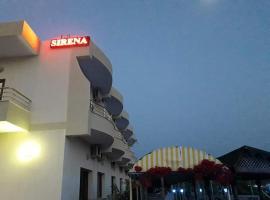 Sirena, hotel near Plazhi i Vjeter Beach, Vlorë