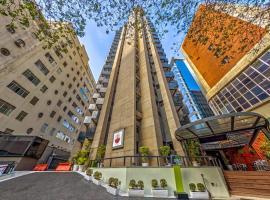 Hotel Massis, hotel near Art Museum of San Paulo (MASP), São Paulo
