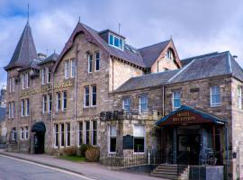 Scotlands Spa Hotel, hotel in Pitlochry