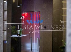 Grand Hotel Elite, hotel en Cascia