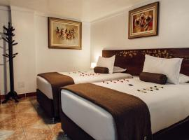 Hotel Retama Machupicchu, guest house in Machu Picchu