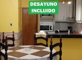 SOCRA Centro, apartment in Asunción