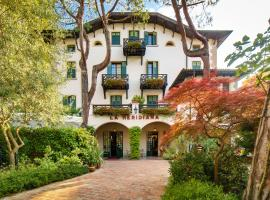 Hotel La Meridiana, hotell i Venedig-Lido