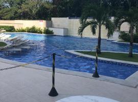 Apartamento Luxo Le Parc, apartment in Salvador