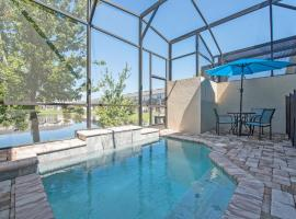 Lakeview Home Very Close to Disney W Pool, hotel with jacuzzis in Kissimmee