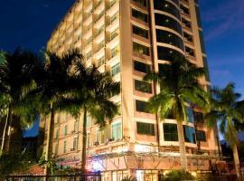 Panda Hotel, hotel in Yangon