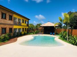 Pousada Villa Dos Sonhos, accessible hotel in Itacaré