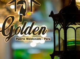 Hotel Golden Inn, hotel in Puerto Maldonado