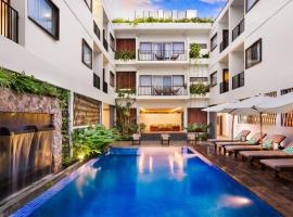 Popular Residence Hotel, hotel near Tonle Sap Lake, Siem Reap