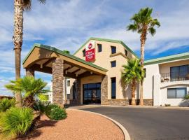 Best Western Plus King's Inn and Suites, hotel sa Kingman