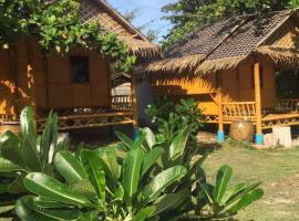 Koh Phaluai beach cottage, hotel in Koh Samui