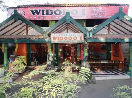 Hotel Widodo 1, beach hotel in Yogyakarta