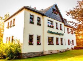 Ferienhotel Augustusburg, Hotel in der Nähe von: Burg Scharfenstein, Augustusburg