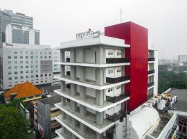Amaris Hotel Fachrudin – Tanah Abang, hotel near Tanah Abang Market, Jakarta