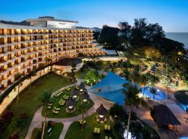 Golden Sands Resort by Shangri-La, Penang, hotel in Batu Ferringhi