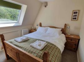 Plas Penaeldroch Manor, hotel near Portmeirion, Dolwyddelan