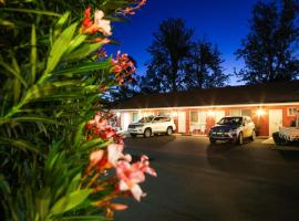 Akuna Motor Inn and Apartments, motel in Dubbo