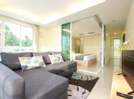 1 BR Family Room on Nopparat Thara Beach, serviced apartment in Ao Nang Beach