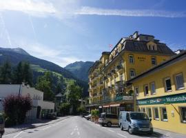 Kurhotel & Hotel Mozart, Hotel in der Nähe von: Bad Gasteiner Kongresszentrum, Bad Gastein