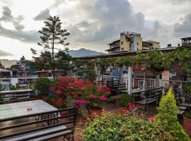 Hotel Himalayan Oasis, hotel in Thamel, Kathmandu