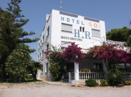 Hotel Sol, hotel in Benicarló