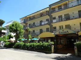 Hotel Esedra, отель в городе Милано-Мариттима