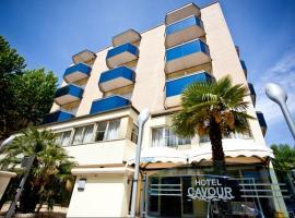 Hotel Cavour, отель в Чезенатико