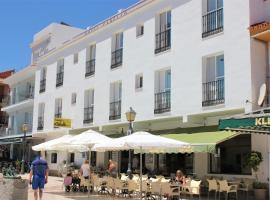 Hotel Cabello, hotel en Torremolinos