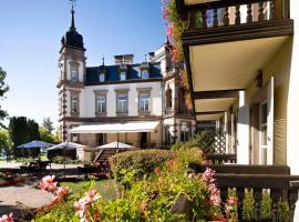 Hôtel & Spa Château de l'ile, hotel near Strasbourg International Airport - SXB, Ostwald