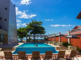 Spazio Marine Hotel, hotel em Guaratuba