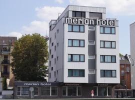 Hotel Merian, hotel near Leverkusen Central Station, Cologne