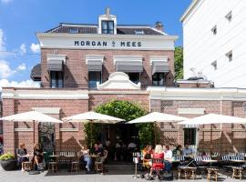 Morgan & Mees, hotel near De Zaanse Schans, Amsterdam