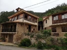 Las Casas de Isu, hotel in Villaviciosa