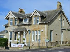 Rooms by No2 Troon Road, hotel near Royal Troon, Troon